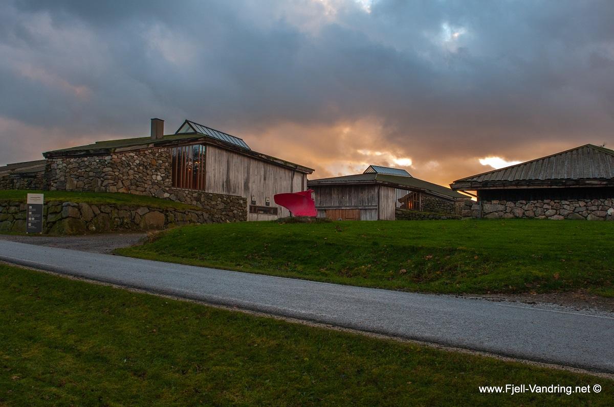 Hanabergsmarka på Nærbø - Rundtur for hele familien