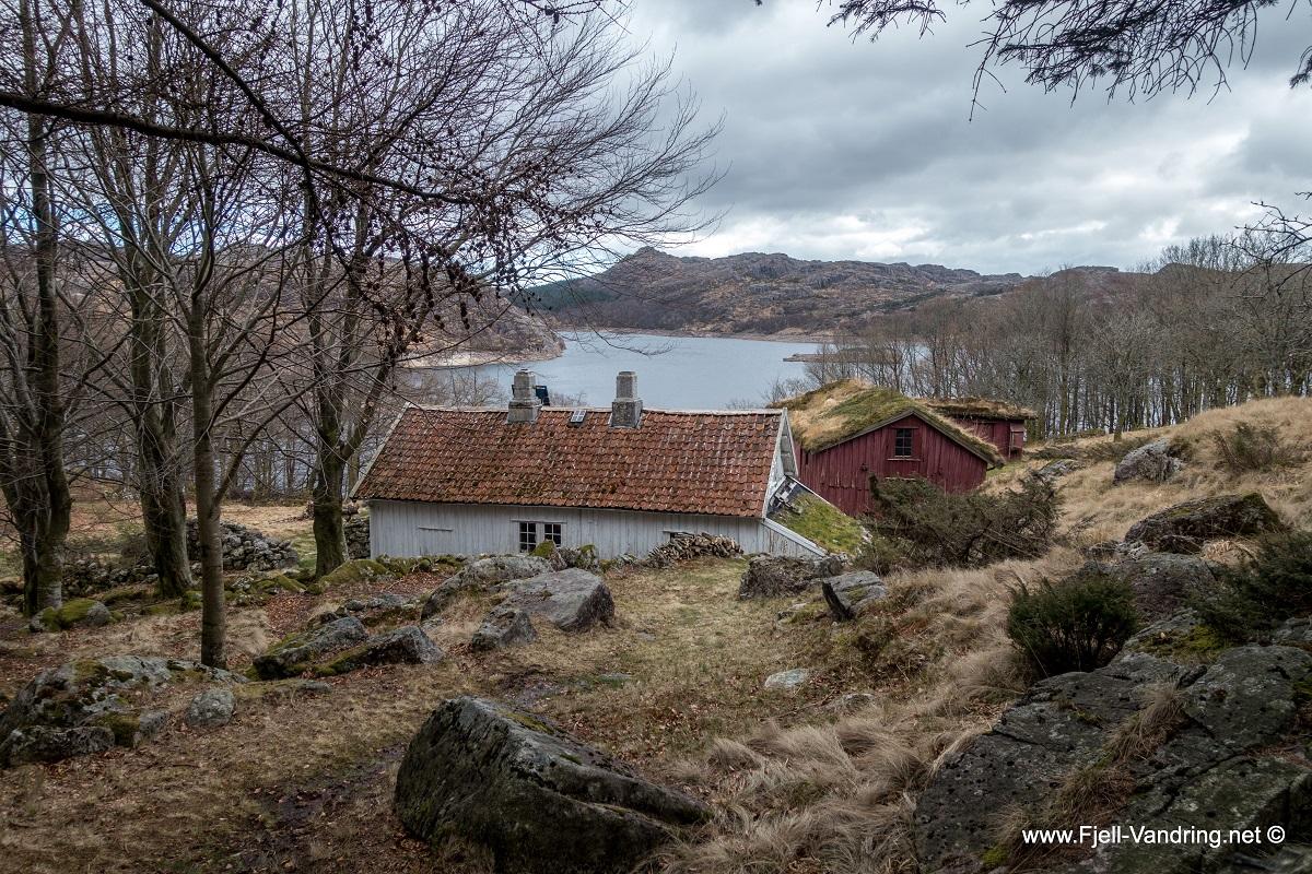 Fjellgården Homse - Fottur fra Herredsvela