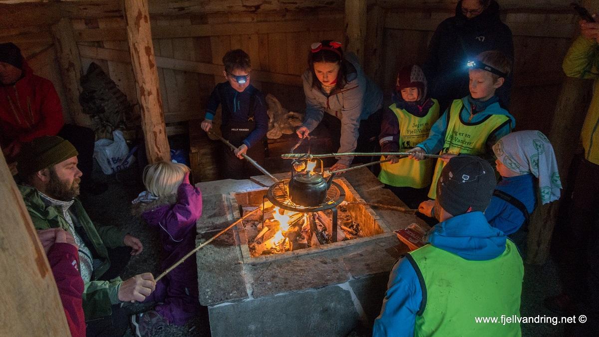 Barnas fellestur Desember 2019 - Førjulskos i Neseskogen (Gjennomført)