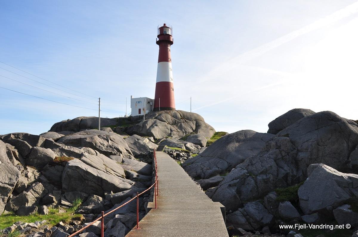 Eigerøy fyr - Støpejernsfyrtårn