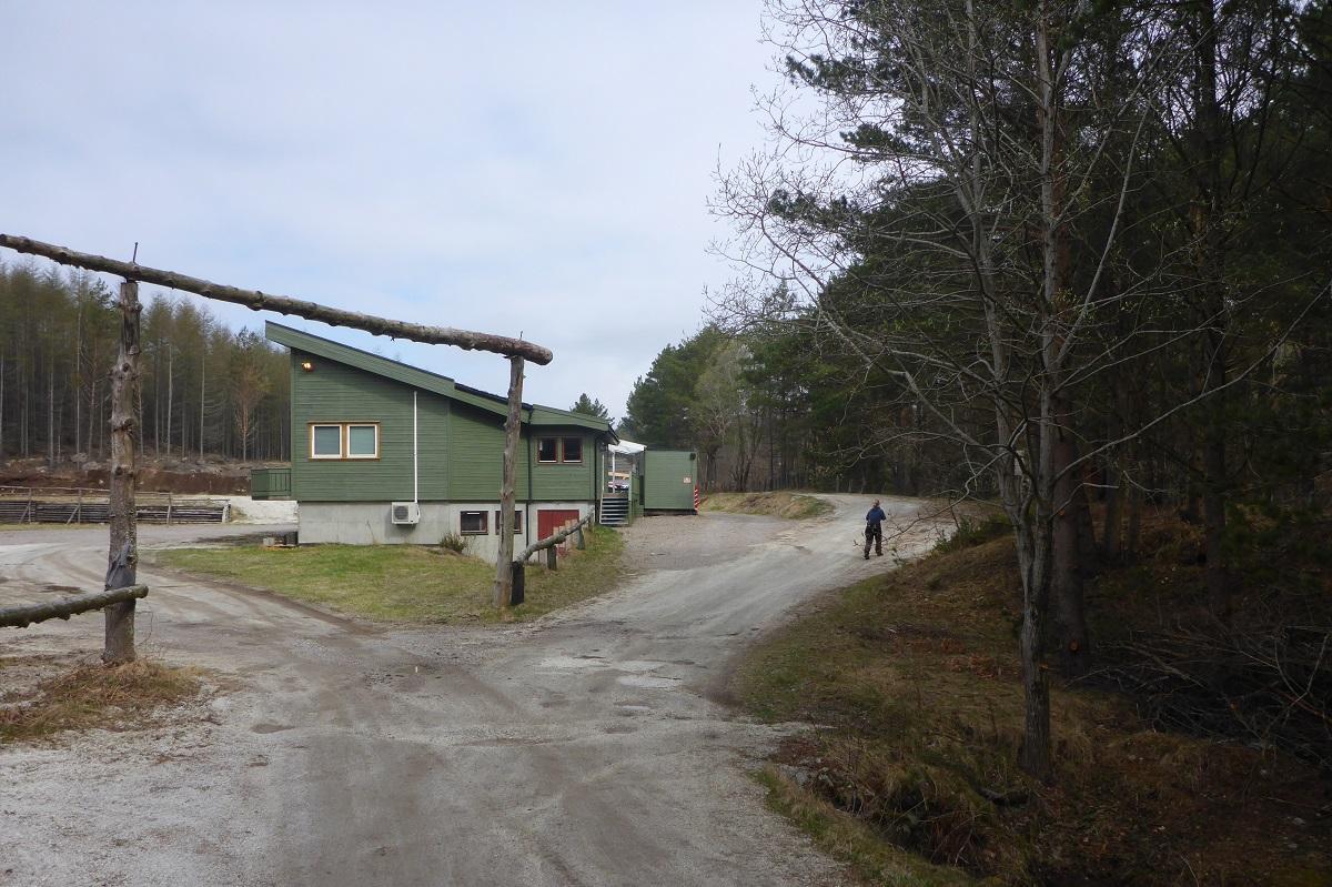 Roda - Topptur fra Hellvik i Eigersund kommune)