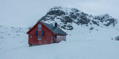 Blåfjellenden Turisthytte - Skitur fra Hunnedalen