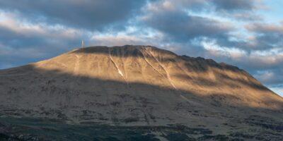 Gaustatoppen - Topptur fra Stavsro