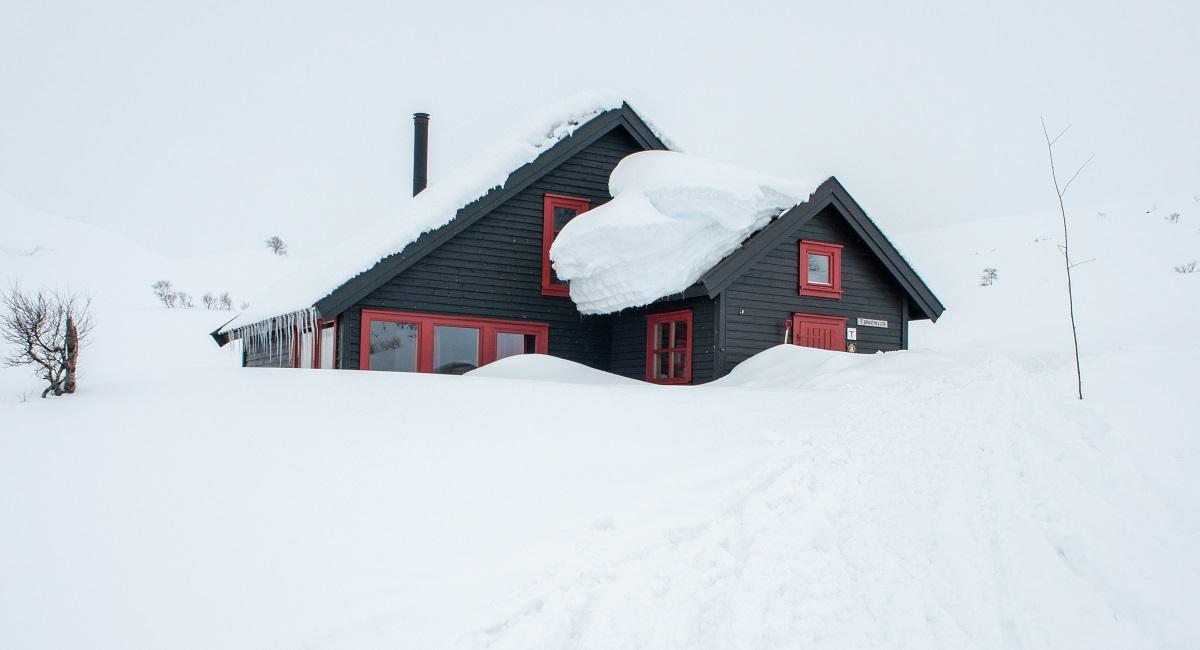 Grautheller Turisthytte - Skitur fra Ådneram