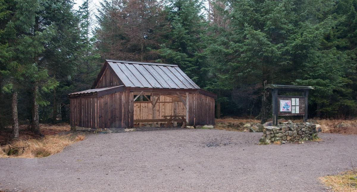 Haugstadskogen - Et lunt og trivelig turområde i Hå kommune