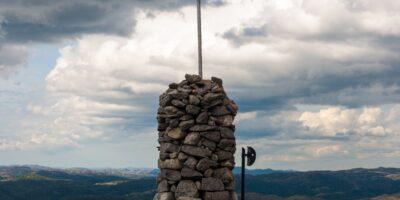 Hellersheia - Topptur fra Jøssingfjord i Sokndal kommune