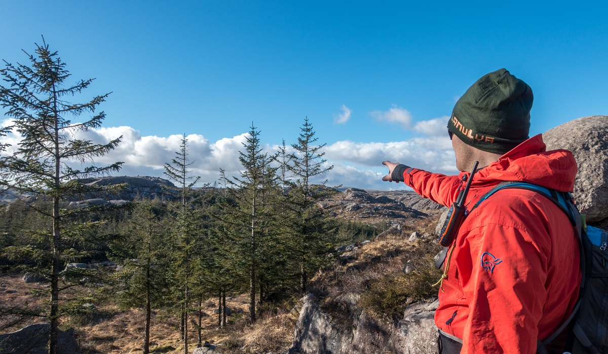Homse fjellgård - Fottur fra Herredsvela til Matningsdal