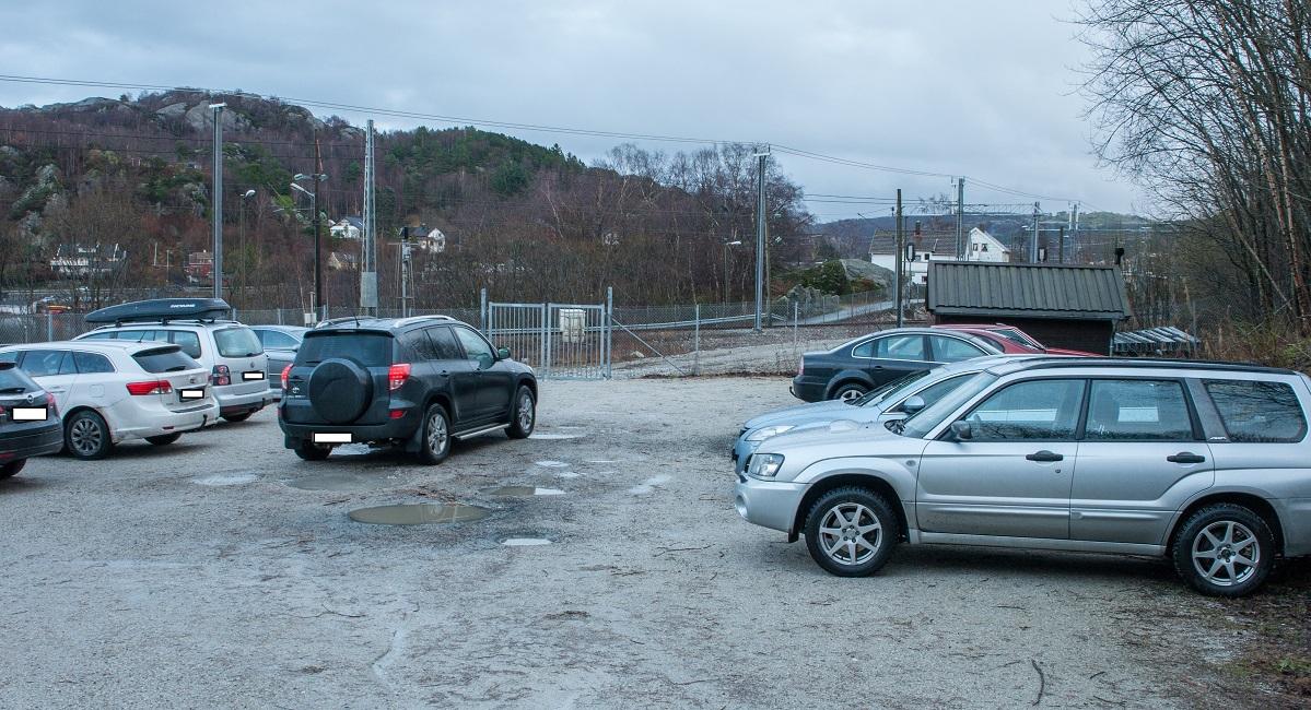 Jærkysten - Parkering Egersund