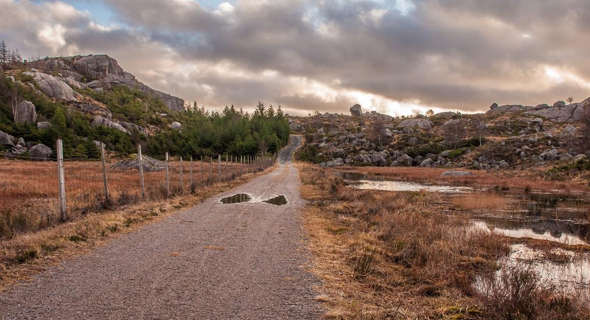 Jærkysten - Den vestlandske hovedvei