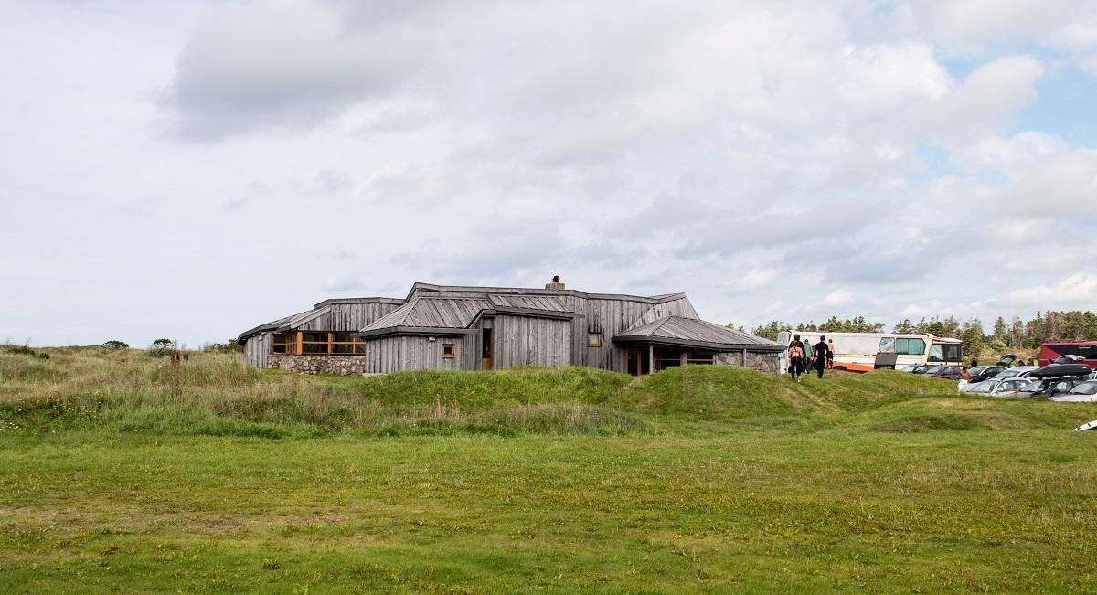 Jærkysten - Friluftshuset på Orre
