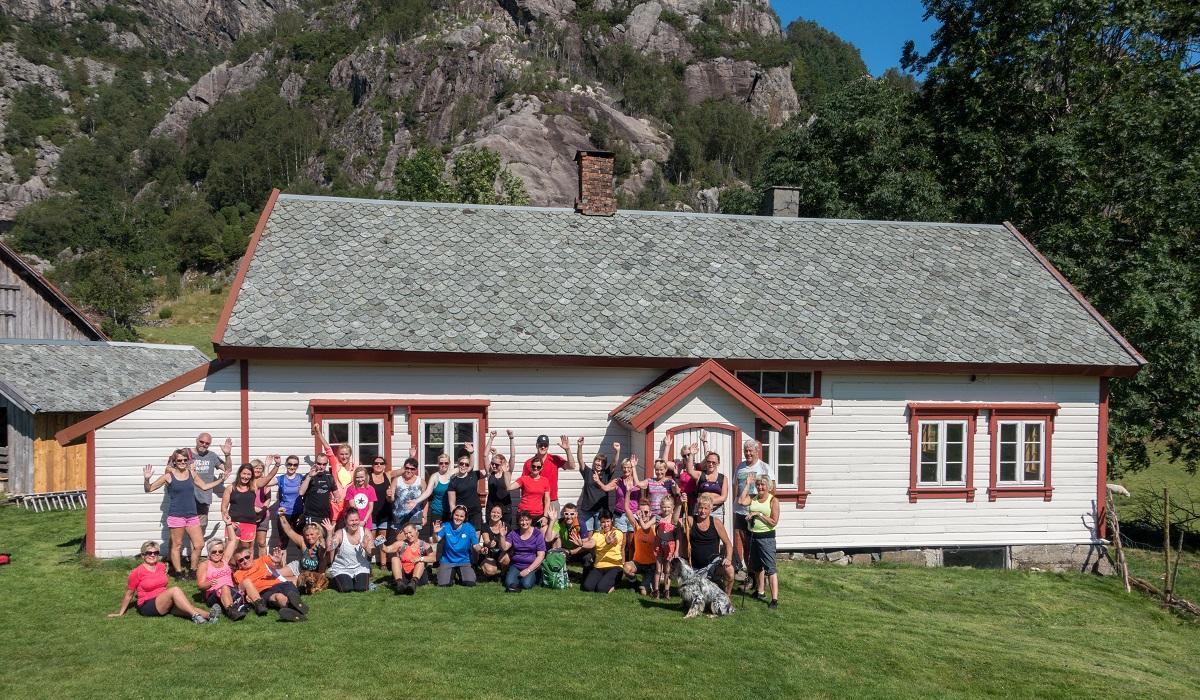 Kleppali - En nedlagt fjellgård langs Ørsdalsvatnet