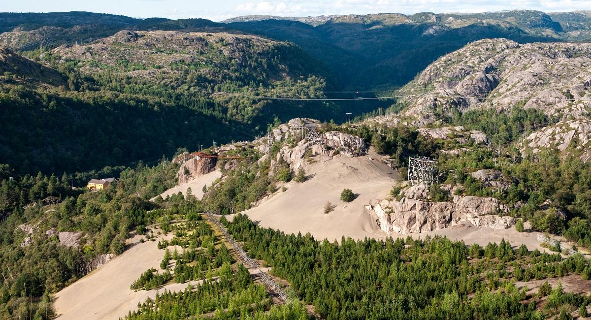 Knudknuten - God utsikt fra toppen
