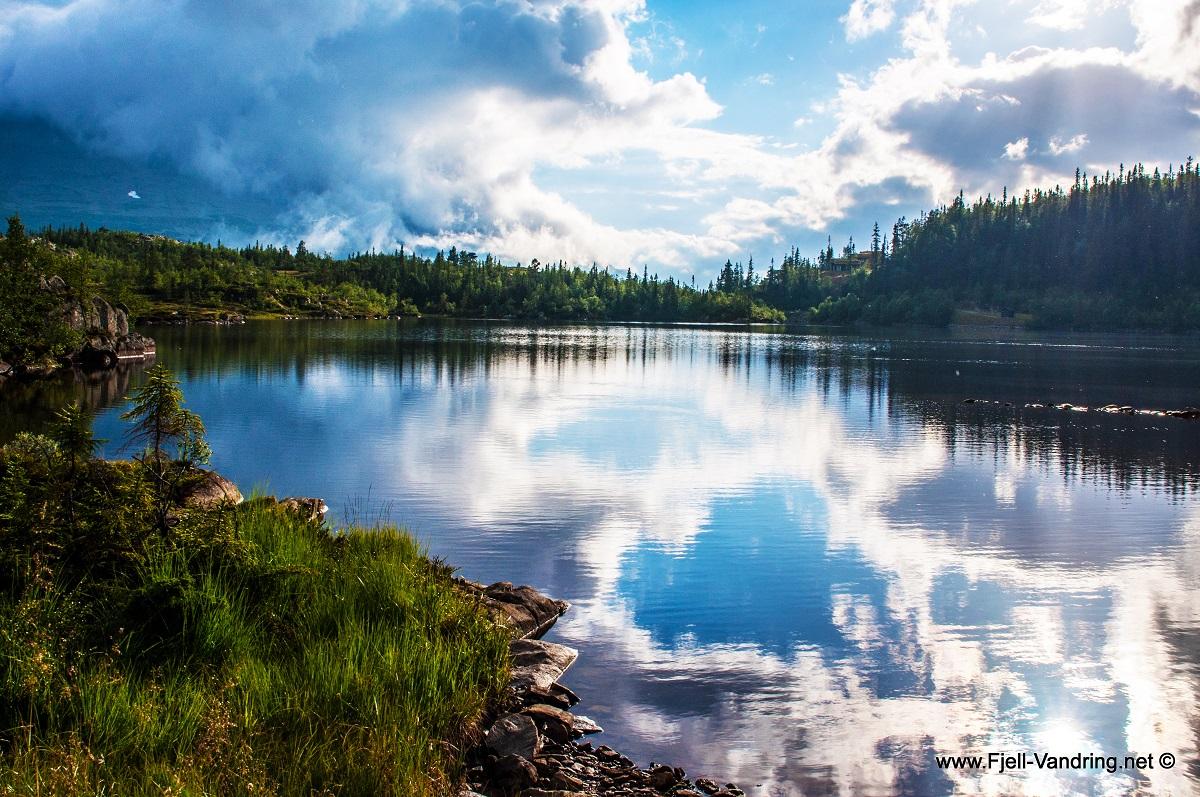 Kvitåvatn Natur og Kultursti