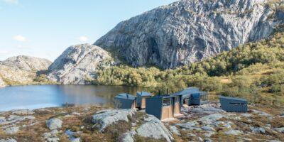 Skåpet Turisthytte - Fottur fra Vinddalen