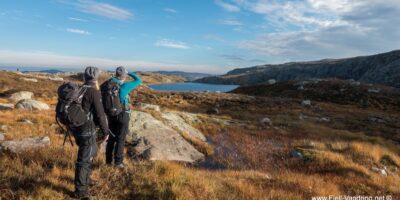 Store Skykula - Topp og rundtur i et utsiktsrikt terreng
