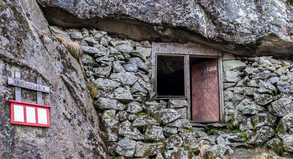 Uburhedlaren i Oltedal – Et skjulested under andre verdenskrig