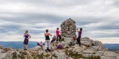 Vådlandsknuten - Utsiktsklassiker i en idyllisk rundtur