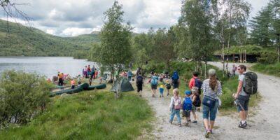 Familievennlig Fellestur Juni 2016 - Brekko Friluftsområde (Gjennomført)