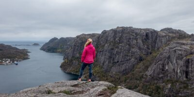 Fladen - En annerledes topptur ved Jøssingfjorden