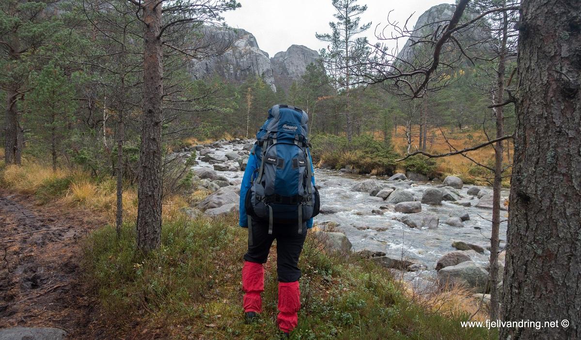 Flørlitrappene - Vi starter i Vinddalen