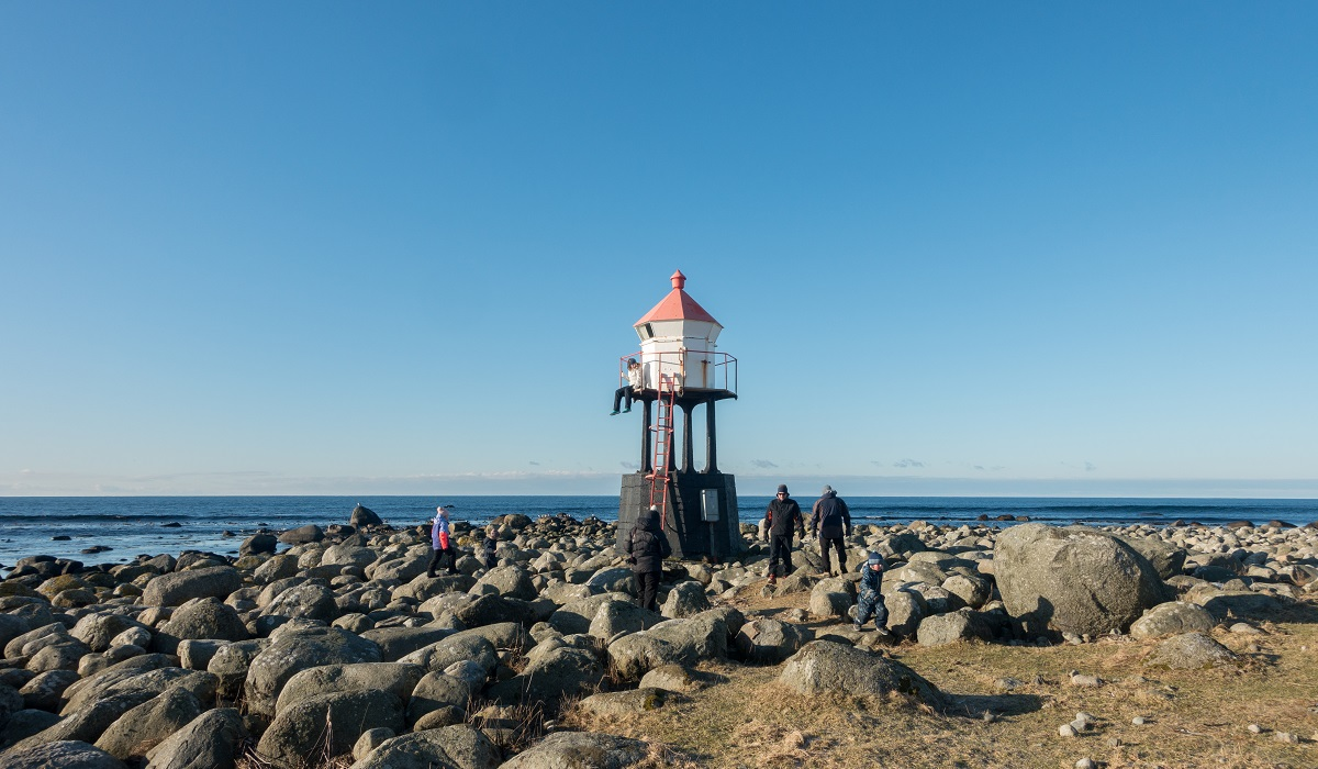 Håtagen - Kjekk tur fra Hå Gamle Prestegård