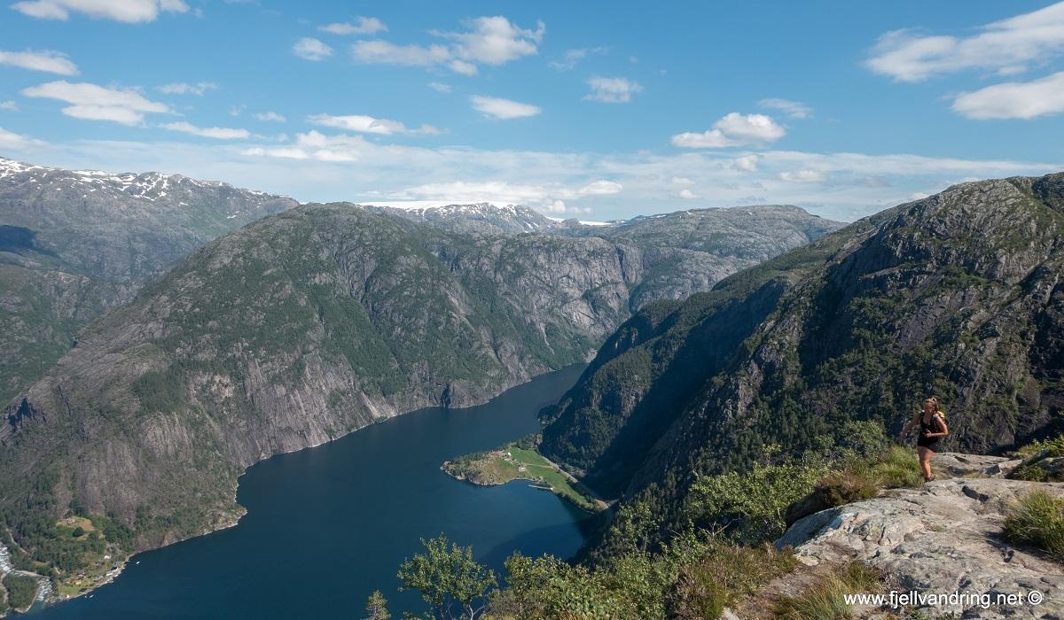 Langfoss - Vi er oppe på toppen