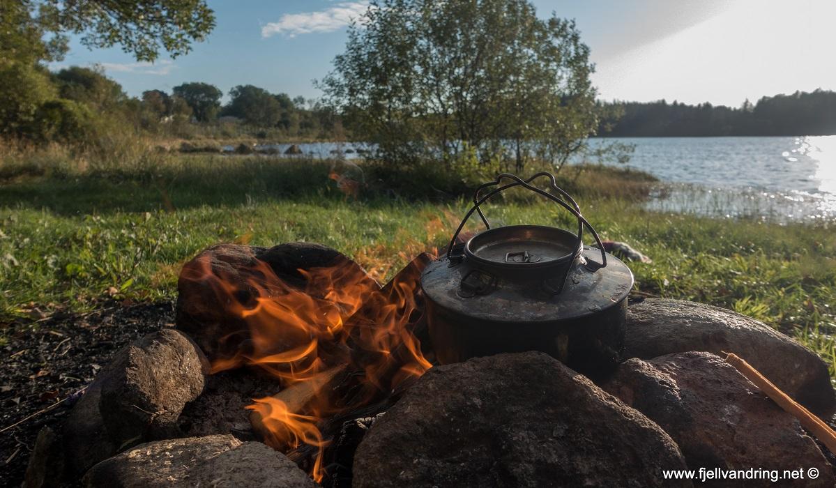 Melsvatnet - Lavterskel telttur