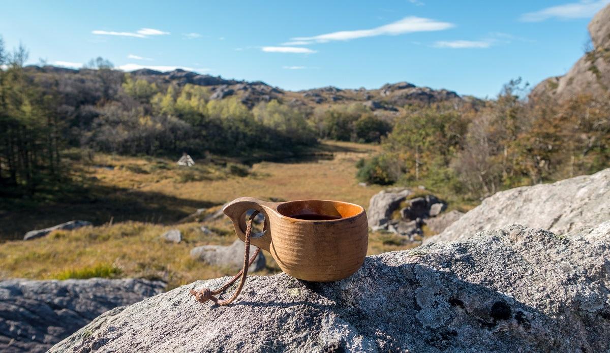 Musahålå - Nyt en kopp kaffe på tur!