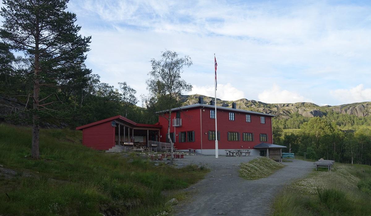 Olalia Fjellstove - Grusveien fra Oppheim
