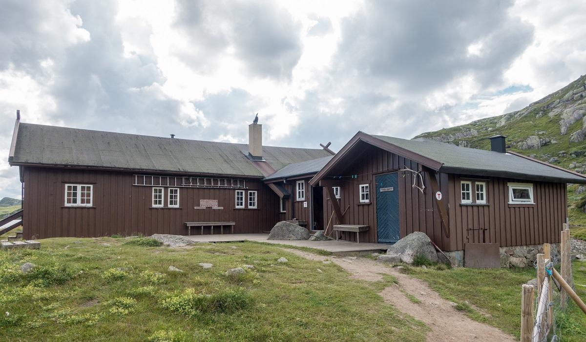 Øyuvsbu - Populær og familievennlig turisthyttetur