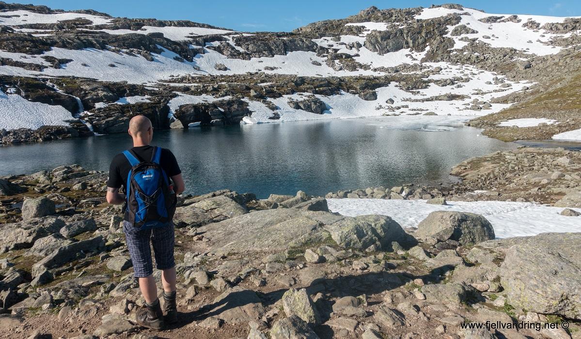 Skålatårnet - Kaldt og klart vann