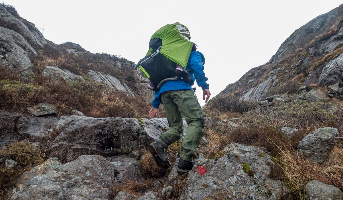 Skårlandskulå - Kjekk fottur med god utsikt