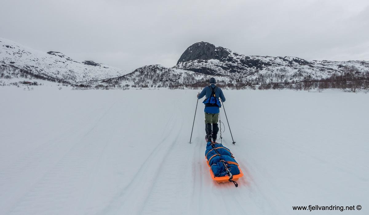 Taumevatn turisthytte - Skitur og telttur