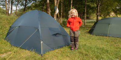 Tengesdalsvatnet - Tilrettelagt lavterskel telttur