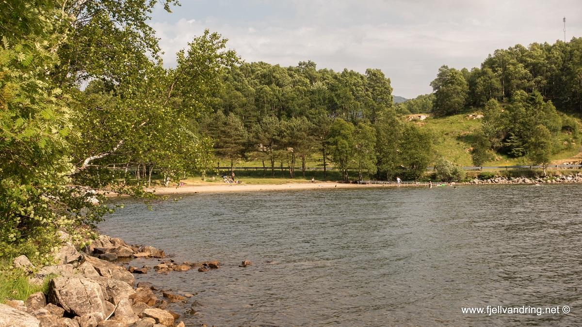Tengesdalsvatnet - Lavterskel telttur