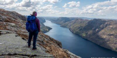 Trælafjellet - En kort tur med spektakulær utsikt!