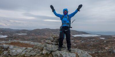 Trollarinda - Utsiktsrik rundtur fra Tjørn