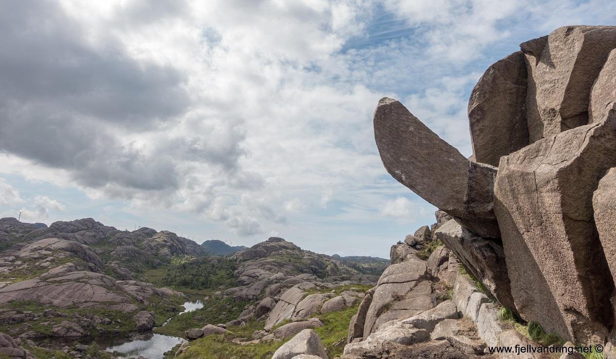 Trollpikken - En populær fottur i Egersund