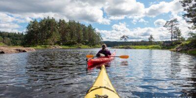 Ogge - Et padleparadis på Sørlandet