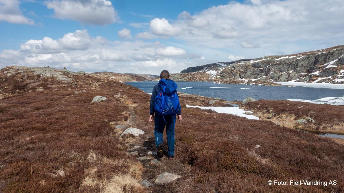 Fellestur Mai 2021 – Topp- og rundtur til Trælafjellet