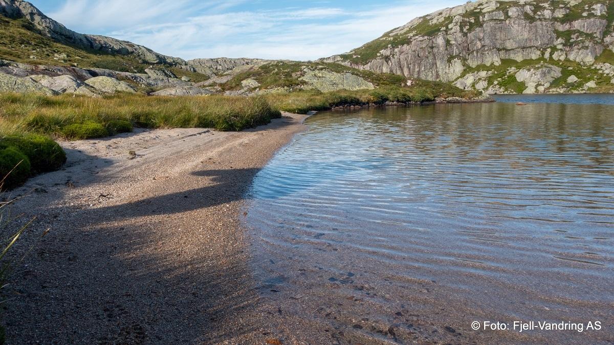 Fellestur 22. august 2021 - Gode bademuligheter nær Mohidler